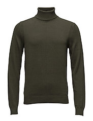 Pullover - FOREST NIGHT GREEN