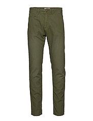 Pants - DUSTY GREEN