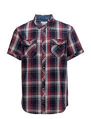 Shirt - TANDORI RED