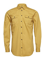 Shirt - COBBER BROWN