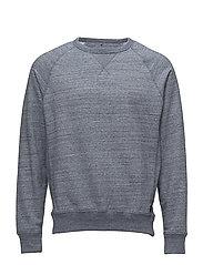 BHNEMO sweatshirt - DARK NAVY BLUE