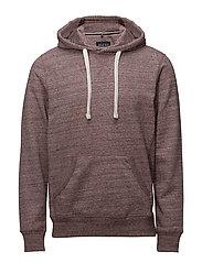 BHNAP sweatshirt - WINE RED