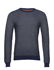 Pullover - PEACOAT BLUE