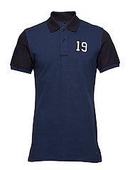 Poloshirt - DENIM BLUE