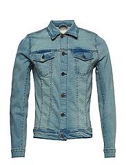 Outerwear - DENIM LIGHT BLUE