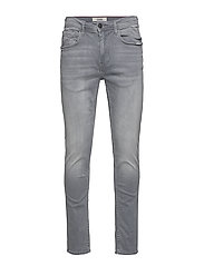 Jeans w. multiflex - NOOS - DENIM GREY