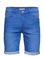 Denim shorts - DENIM CLEAR BLUE