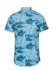 Shirt - MARINA BLUE