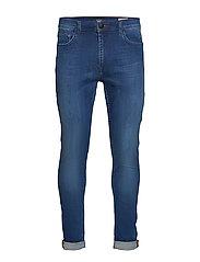 Jeans - Multiflex - DENIM MIDDLE BLUE