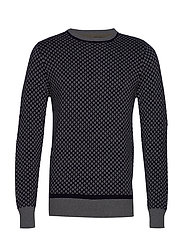 Pullover - PEWTER MIX
