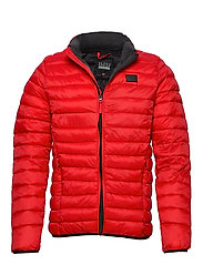Outerwear - HIGH RISK RED