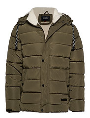 Outerwear - OLIVE NIGHT GREEN
