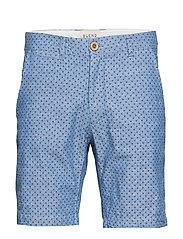 Shorts - DENIM BLUE
