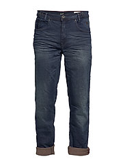 Rock fit - NOOS Jeans - DENIM DARK BLUE