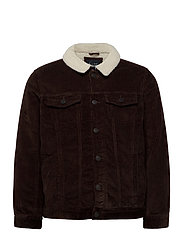 Outerwear - DARK EARTH BROWN