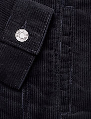 Blend - Outerwear - denim jackets - dark navy blue - 3