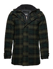Outerwear - FOREST NIGHT GREEN