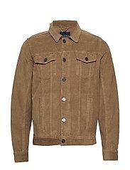 Outerwear - SAFARI BROWN