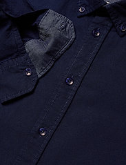 Blend - BHNAIL shirt Slim Fit - peruspaitoja - navy - 3