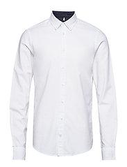 BHNAIL shirt - WHITE