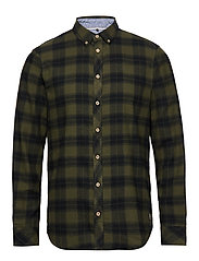Shirt - FOREST NIGHT GREEN