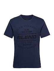Tee - DARK DENIM