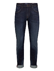 Jeans - Clean - DENIM DARK BLUE