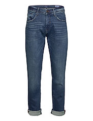 Jeans - Clean - DENIM MIDDLE BLUE