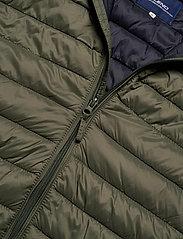 Blend - Outerwear - vestes matelassées - deep depths - 3