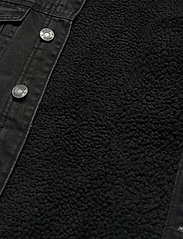 Blend - Outerwear - denim jackets - denim black - 4