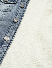 Blend - Outerwear - denim jackets - denim middle blue - 3