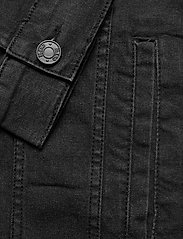 Blend - Outerwear - NOOS - denim jackets - denim black - 4