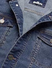 Blend - Outerwear - NOOS - spijkerjassen - denim dark blue - 3