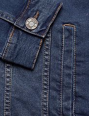 Blend - Outerwear - NOOS - spijkerjassen - denim dark blue - 4