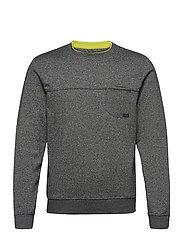 Sweatshirt - CHARCOAL MIX