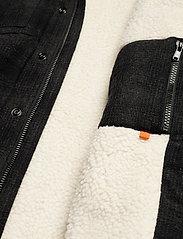 Blend - Outerwear - wool jackets - dark navy - 4
