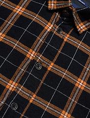 Blend - Shirt - ruutupaidat - black - 3