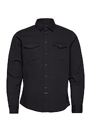 Shirt - DARK NAVY