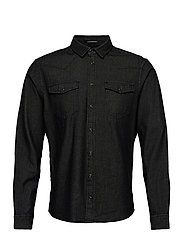 Shirt - DENIM BLACK