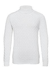 Pullover - BRIGHT WHITE