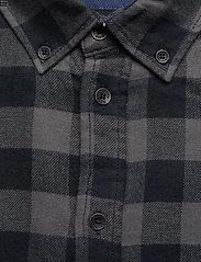 Blend - Shirt - chemises décontractées - iron gate - 2