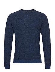 Pullover - DARK NAVY