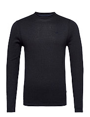 Pullover - DARK NAVY MELANGE