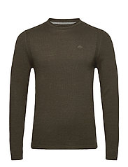 Pullover - DEEP DEPTHS MELANGE