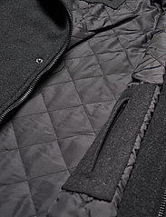 Blend - Outerwear - wool coats - charcoal mix - 5