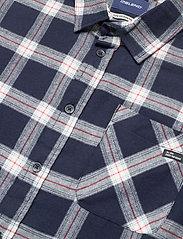 Blend - Shirt - chemises à carreaux - dark navy - 3