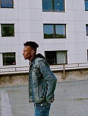 Blend - Denim jacket - spijkerjassen - denim middle blue - 0
