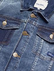 Blend - Denim jacket - spijkerjassen - denim middle blue - 3