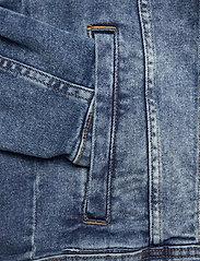 Blend - Denim jacket - spijkerjassen - denim middle blue - 4
