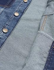 Blend - Denim jacket - spijkerjassen - denim middle blue - 5